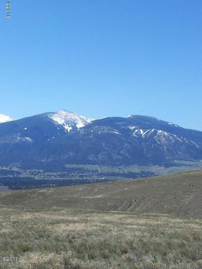 Missoula County Residential Lots & Land For Sale: Nhn Dawson Drive
