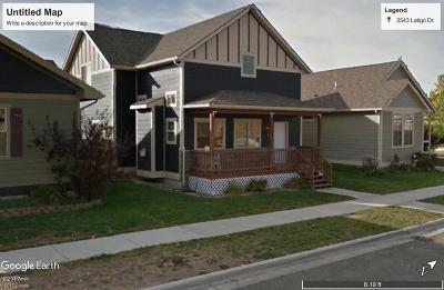 Missoula Single Family Home For Sale: 2543 Latigo Drive