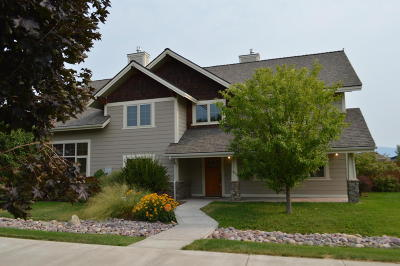 Whitefish Single Family Home For Sale: 5153 River Lakes Parkway