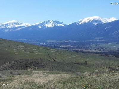 Missoula County Residential Lots & Land For Sale: Lot 2 White Cloud Ranch