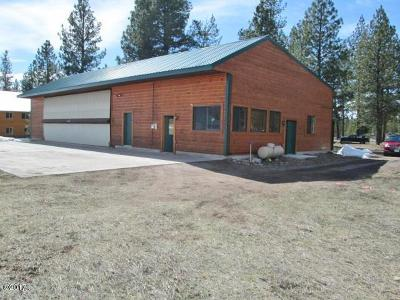 Seeley Lake Single Family Home For Sale: 140 Frontier Court