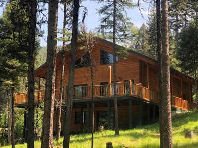 Seeley Lake Single Family Home For Sale: 141 Elkhorn Road
