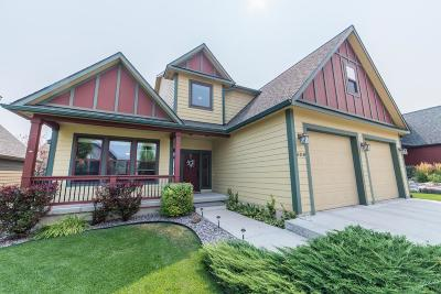 Missoula Single Family Home For Sale: 6118 Hobson Lane