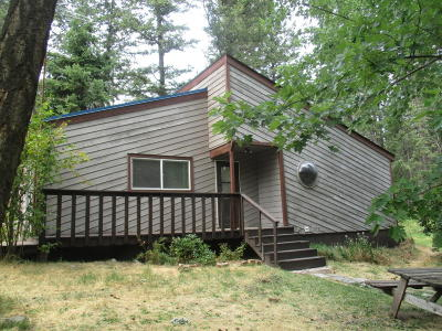 Whitefish, Olney Single Family Home Under Contract Taking Back-Up : 454 Cougar Trail