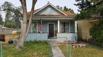 Missoula Multi Family Home For Sale: 1108 Toole Avenue