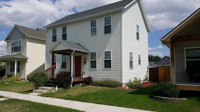 Missoula Single Family Home For Sale: 626 Luella Lane
