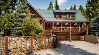 Kalispell Single Family Home Under Contract Taking Back-Up : 130 Spotted Fawn Lane
