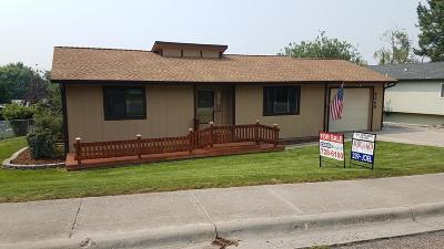 Missoula Single Family Home For Sale: 6005 Mainview Drive