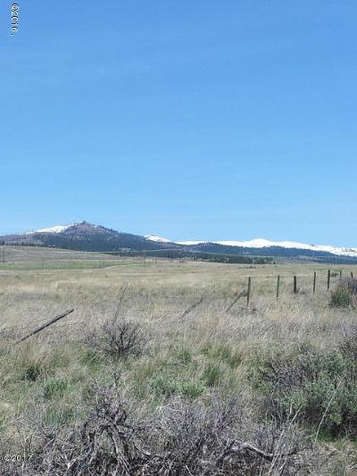 Missoula County Residential Lots & Land For Sale: Lot 4 Bitterroot View Ranch