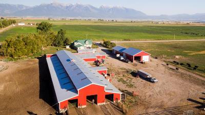 Lake County Farm & Ranch For Sale: 56061 Crow Dam Road