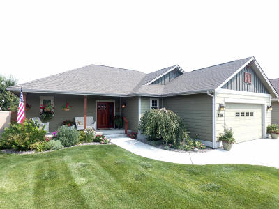 Missoula Single Family Home For Sale: 2444 Latigo Drive