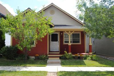 Missoula Single Family Home For Sale: 4722 Sonoma Street