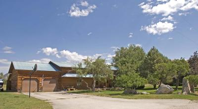 Ravalli County Single Family Home For Sale: 122 & 124 Golden Way