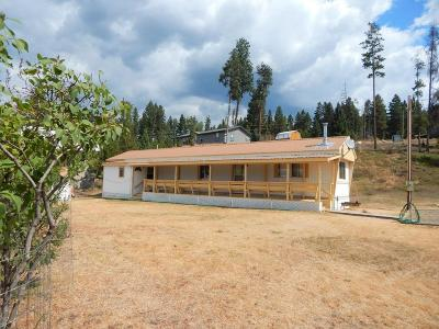 Seeley Lake MT Single Family Home For Sale: $74,000