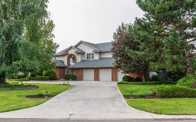 Kalispell Single Family Home For Sale: 124 River View Drive