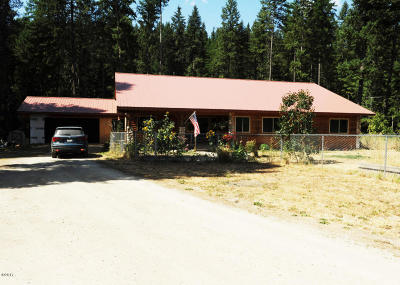 Lincoln County Single Family Home For Sale: 13180 Us Hwy 2
