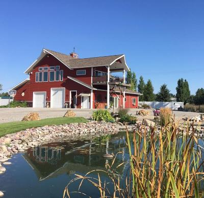 Flathead County Commercial Under Contract Taking Back-Up : 1077 Whitefish Stage Road