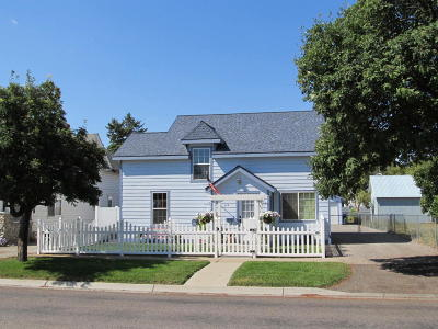Kalispell Single Family Home For Sale: 712 5th Avenue West