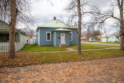 Kalispell Single Family Home For Sale: 504 6th Avenue West