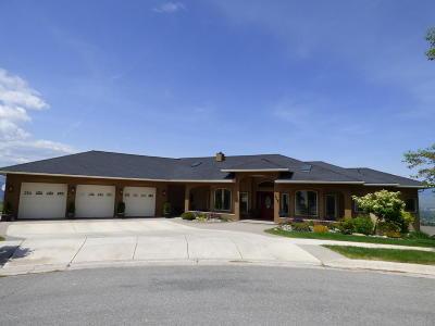 Missoula MT Single Family Home For Sale: $695,000