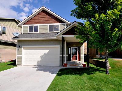 Missoula MT Single Family Home For Sale: $289,900