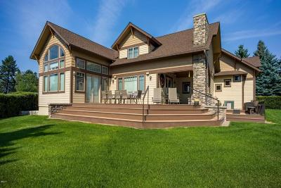 Flathead County Single Family Home For Sale: 125 South Crestview Terrace