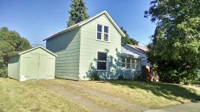 Kalispell Single Family Home For Sale: 567 1st Avenue West North