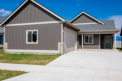 Kalispell Single Family Home Under Contract Taking Back-Up : 432 Hollyhock Lane