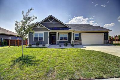 Kalispell Single Family Home For Sale: 144 Werner Peak Trail