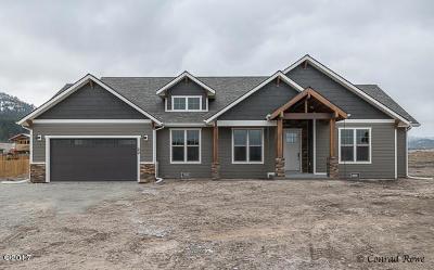Kalispell Single Family Home For Sale: 22 Eagle Ridge Lane