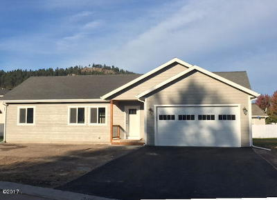 Kalispell Single Family Home For Sale: 1934 Greatview Drive
