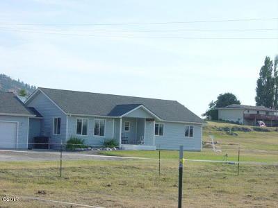 Kalispell Single Family Home For Sale: 638 Hun Lane