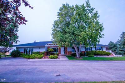 Kalispell Single Family Home For Sale: 178 Wintercrest Drive