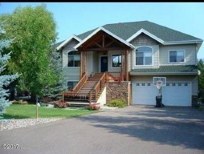 Flathead County Single Family Home For Sale: 710 Birch Point Drive