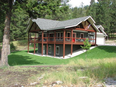 Kalispell Single Family Home For Sale: 200 Badger Lane