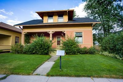 Kalispell Single Family Home For Sale: 840 4th Avenue East