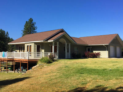 Thompson Falls Single Family Home For Sale: 542 Grizzly Drive