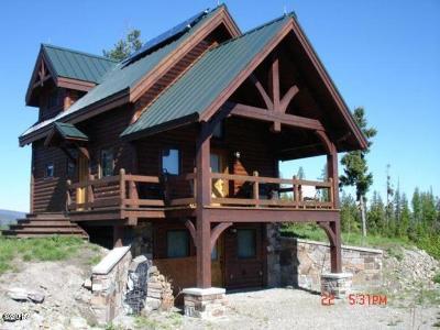 Plains Single Family Home For Sale: 175 Bear Trail Lane