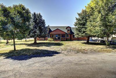 Polson Single Family Home For Sale: 39235 Dubay Road