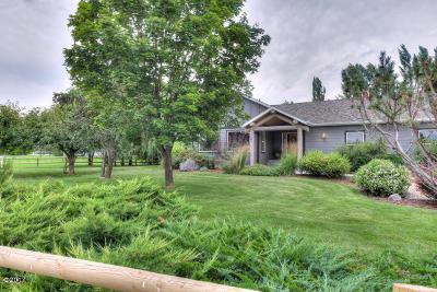 Hamilton Single Family Home For Sale: 134 Blue Heron Drive