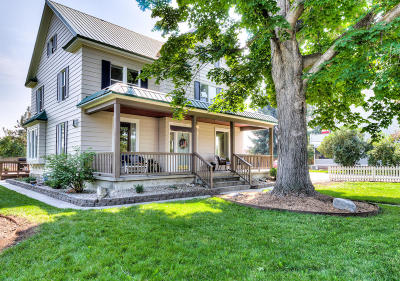 Hamilton Single Family Home For Sale: 1110 South 2nd Street