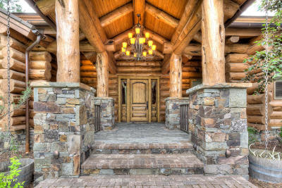 Hamilton Single Family Home For Sale: 564 Stan Morris Trail