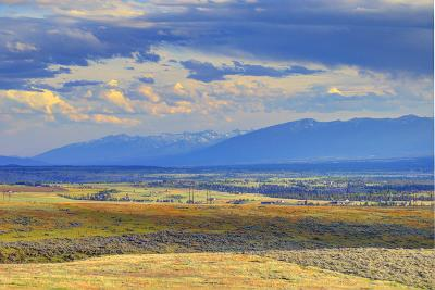 Missoula County Residential Lots & Land For Sale: Tr 25 Red Quill Ranch