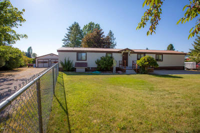 Kalispell Single Family Home Under Contract Taking Back-Up : 420 Kings Way