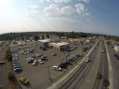 Kalispell Commercial For Sale: 2030 &2034 Us Highway 2 East