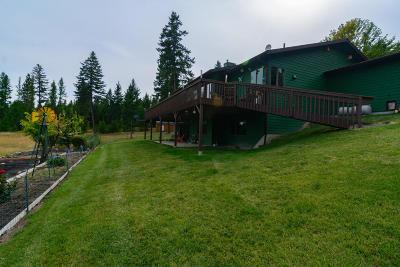 Kalispell Single Family Home For Sale: 830 Kienas Road
