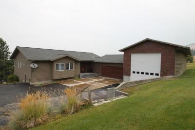 Missoula Single Family Home For Sale: 2844 Loraine Court