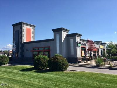 Kalispell Commercial For Sale: 1805 Us Hwy 93