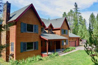 Missoula County Single Family Home For Sale: 3336 Deer Creek Road