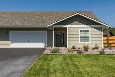 Bigfork Single Family Home For Sale: 222 Log Yard Court